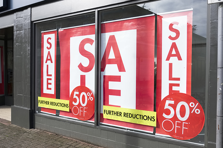 Customized sales banners and signs in Fountain Valley, CA