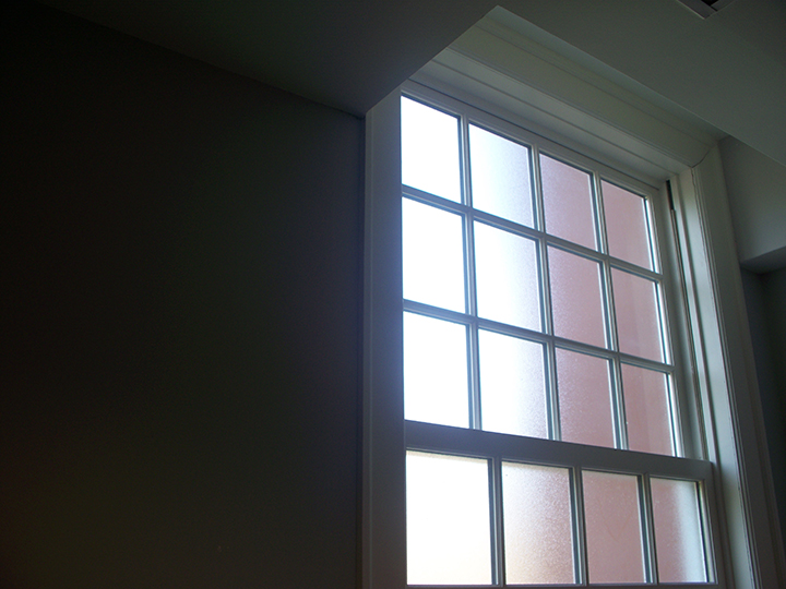 Frosted Glass Window Film in Fountain Valley, CA