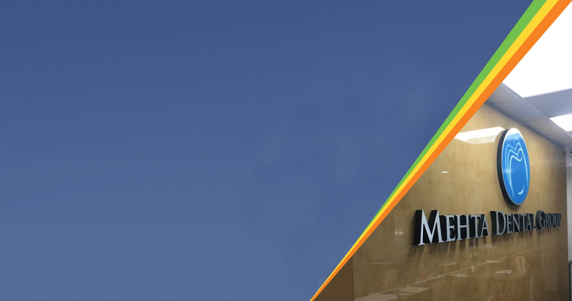 VizComm Signage Group Mobile Version Banner