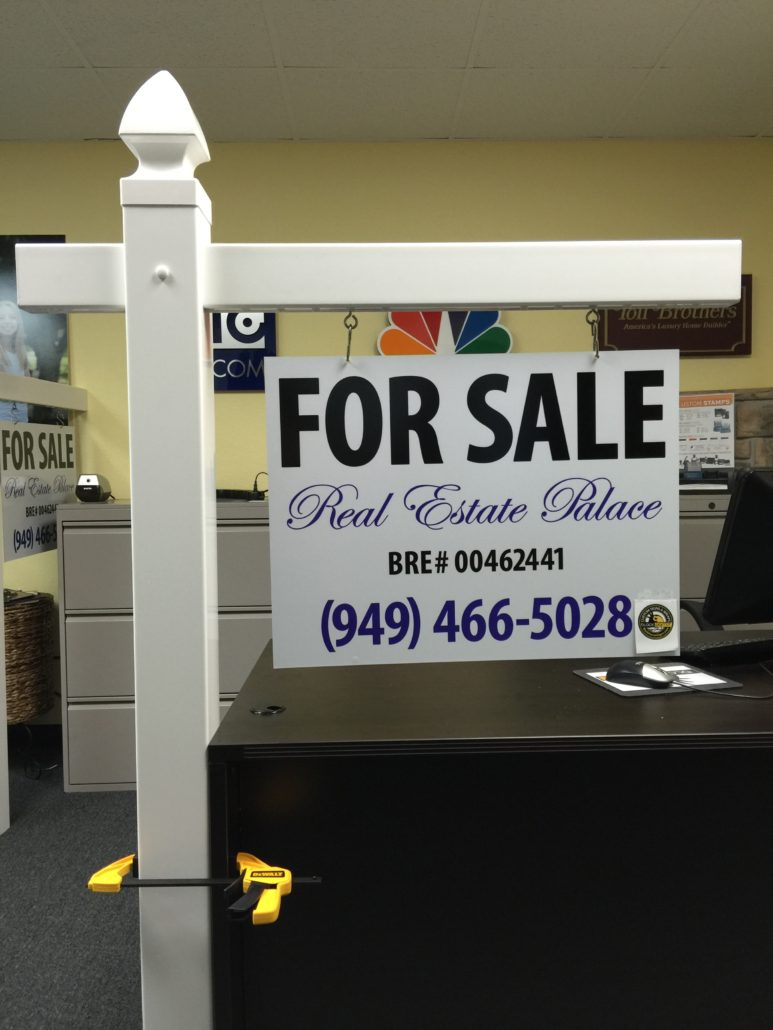 Custom Commercial Real Estate Signs in Fountain Valley, CA