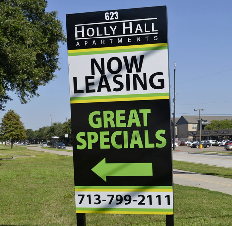 Real Estate Signs in Fountain Valley, CA