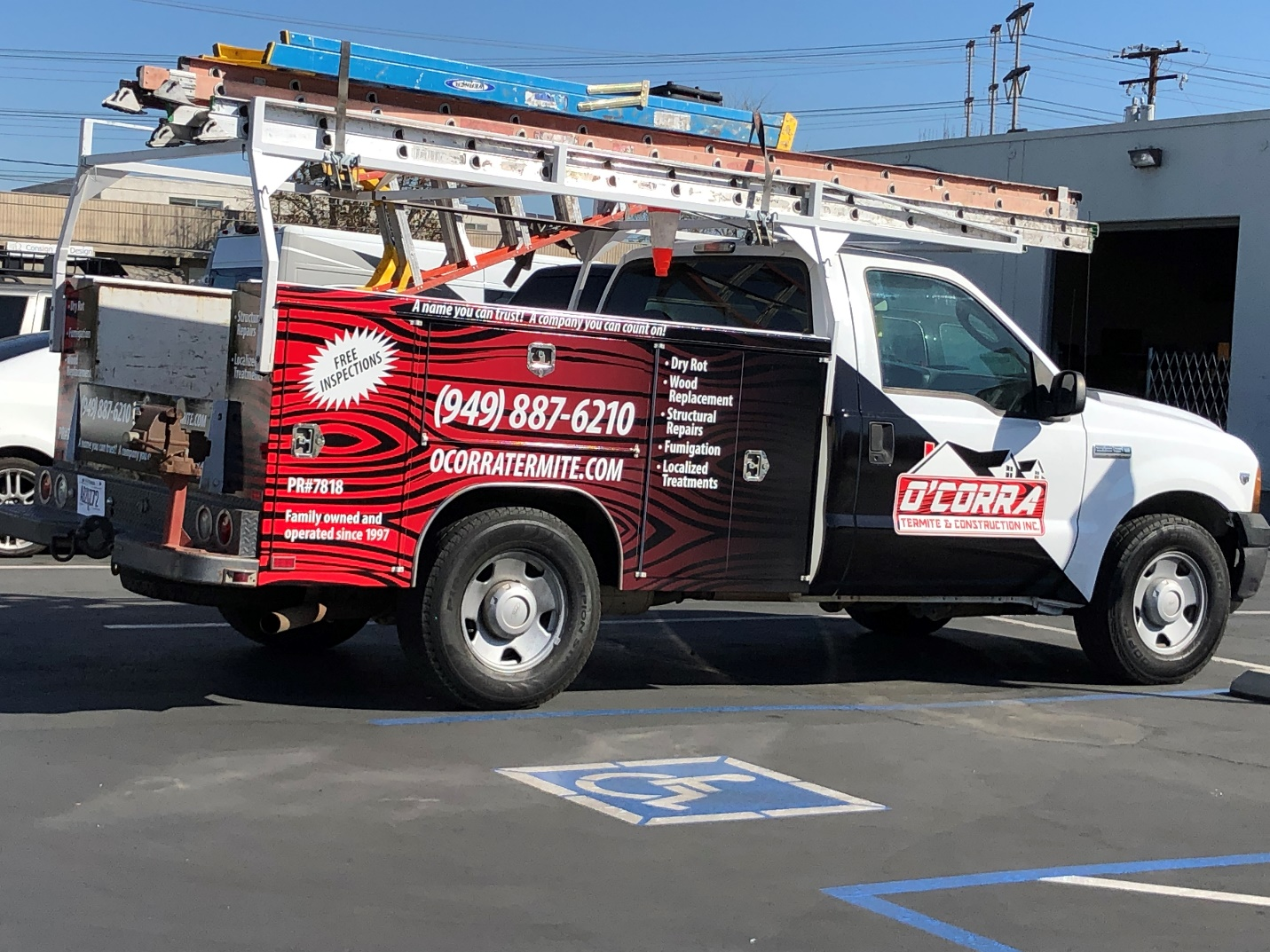 Vehicle Wraps in California