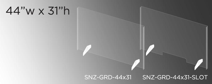 Sneezguard images