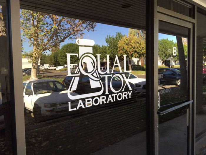 Storefront window graphics in Fountain Valley, CA