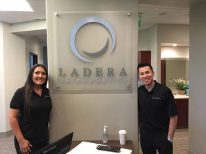 Ladera Acrylic Lobby Signs in Irvine, CA